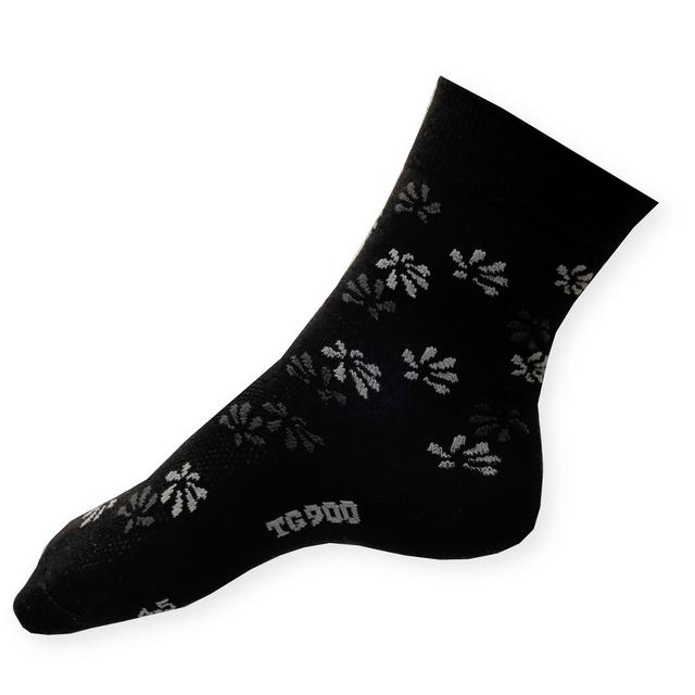 Fusky.cz   Detail produktu Dámské ponožky Moira PO TG2 černé a šedé ... 0df6ae5fa7