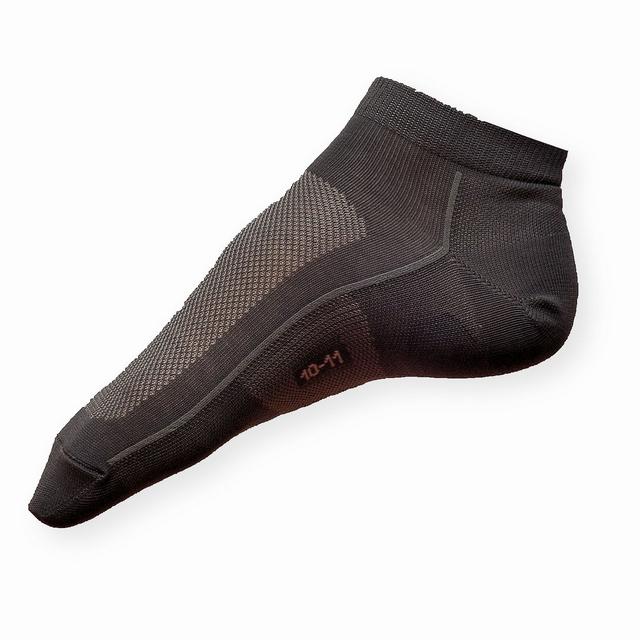 Krátké ponožky Moira PO/SHB šedé