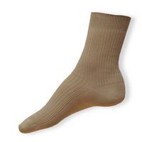 Béžové ponožky 100% bavlna