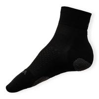 Letní ponožky na trek Moira PO/TKL černé
