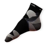 Sportovní nadkotníkové ponožky Agiva se stříbrem AT 14