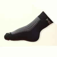 Dětské trekové ponožky Moira PO/TKd černo-šedé