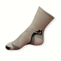 Funkční ponožky Texpon Denali bílo-šedé
