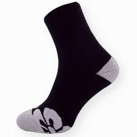 Dámské moderní ponožky s květinovou špicí