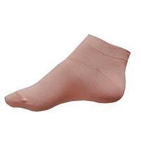 Dámské růžové nízké kotníčkové ponožky - VÝPRODEJ