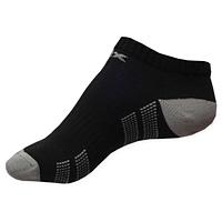 Nízké černé podkotníkové ponožky Litex
