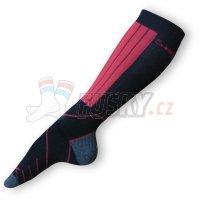 Lyžařské ponožky Texpon K2 P červené