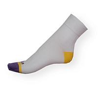 Bílé dámské ponožky Phuseckle Classicline