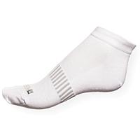 Bílé kotníčkové ponožky Phuseckle Summerline F