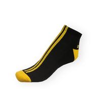 Pánské nízké kotníkové Phuseckle Softline černo-žluté