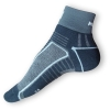 Cyklistické ponožky Moira PO/CK černošedé