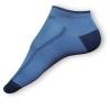 Kotníkové ponožky modré tenké - VÝPRODEJ