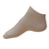 Kotníkové ponožky bílé tenké - VÝPRODEJ