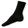 Černé ponožky 100% bavlna - zobrazit detail zboží