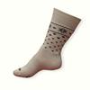 Thermo sada ponožky Moira PO/THS bílé-norský vzor - zobrazit detail zboží