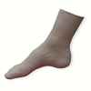 Zdravotní ponožky 100% bavlna bílé - zobrazit detail zboží