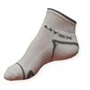 Litex bílé sportovní ponožky nízké