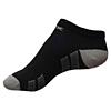 Nízké černé podkotníkové ponožky Litex - zobrazit detail zboží