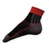 Cyklo ponožky Moira PO/CK šedo-červené - zobrazit detail zboží