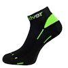 Nanosilver nízké černé sportovní ponožky - zobrazit detail zboží