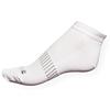 Bílé kotníčkové ponožky Phuseckle Summerline F - zobrazit detail zboží