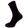 Merino ponožky černo šedé - zobrazit detail zboží